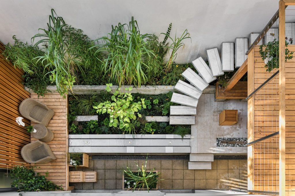 Landscape Wood Design